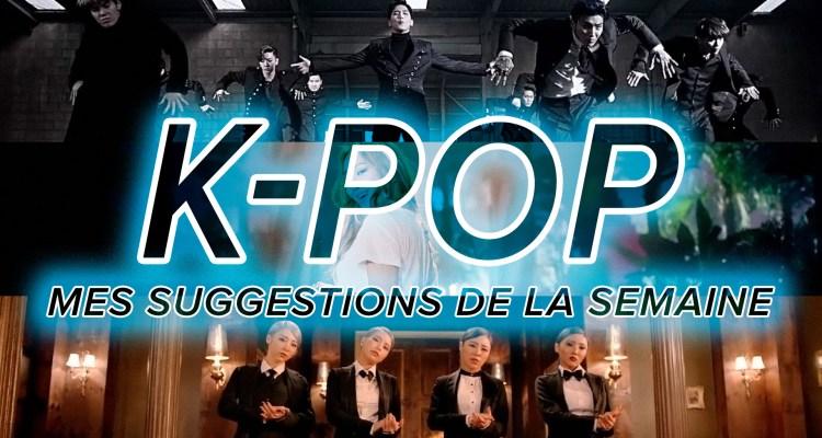 K-Pop du 6 au 12 novembre 2016