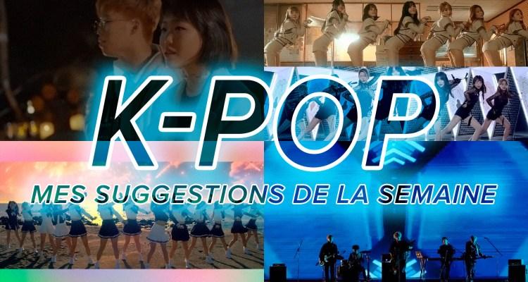 K-Pop du 1 au 7 janvier 2016