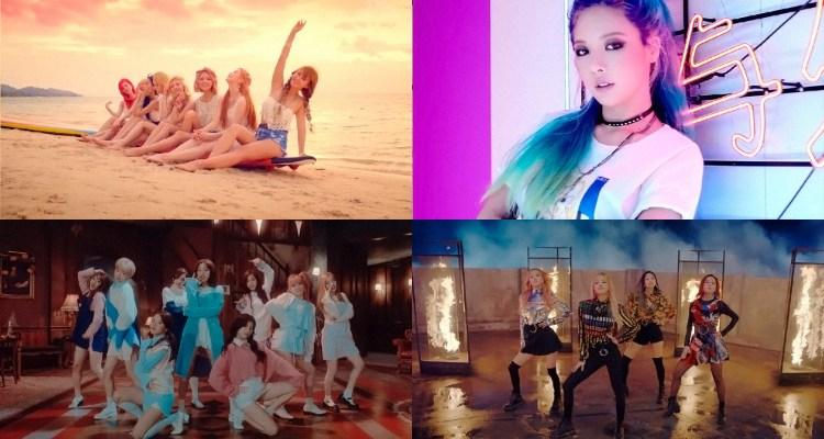 K-Pop - Girl Group