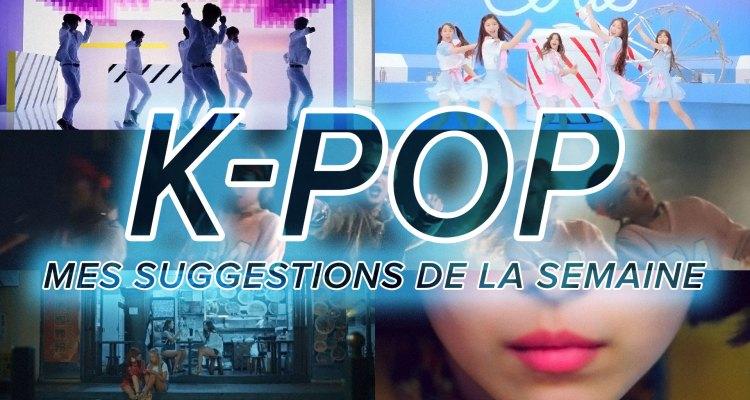 K-Pop du 28 mai au 3 juin 2017