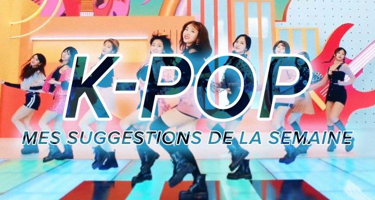 K-Pop du 1er au 7 octobre 2017