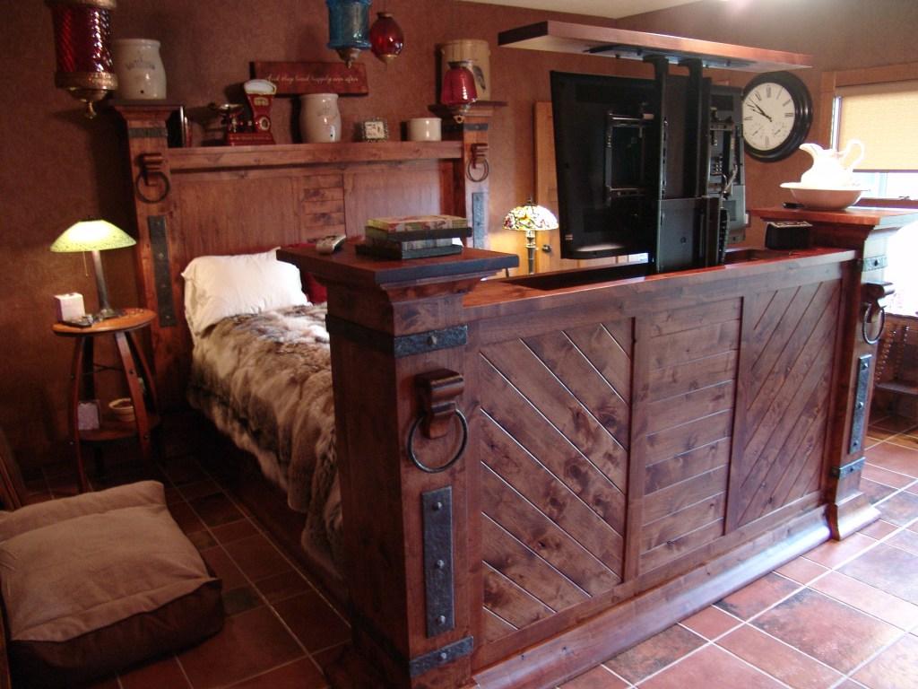 Cowboy Bed