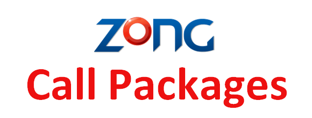 Zong Call Packages Updated