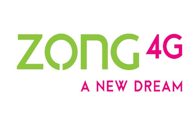 Zong call, sms and internet packages of daily, weekly and monthly