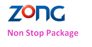 Zong Non-Stop Package