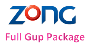 Zong Full Gup Package