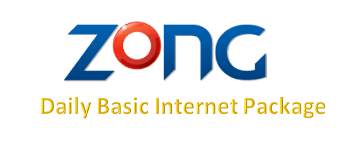 Zong Basic Internet Package