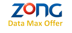 Zong Data Max Package