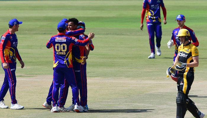 Draft for remaining PSL 2021 matches to take place next week