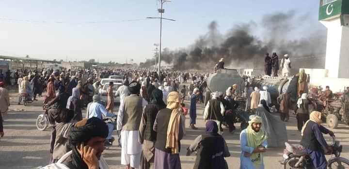 Pakistan-Afganistan sınırındaki protestolarda 4 kişi öldü, 20 kişi yaralandı