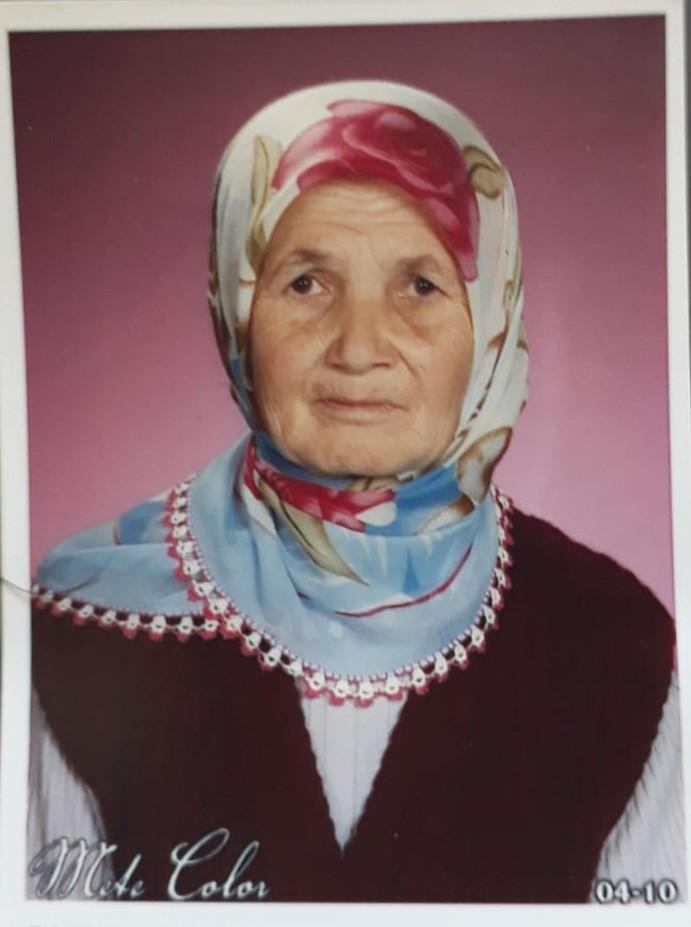 Dolaşmaya çıkan yaşlı kadın dağ yolunda bulundu