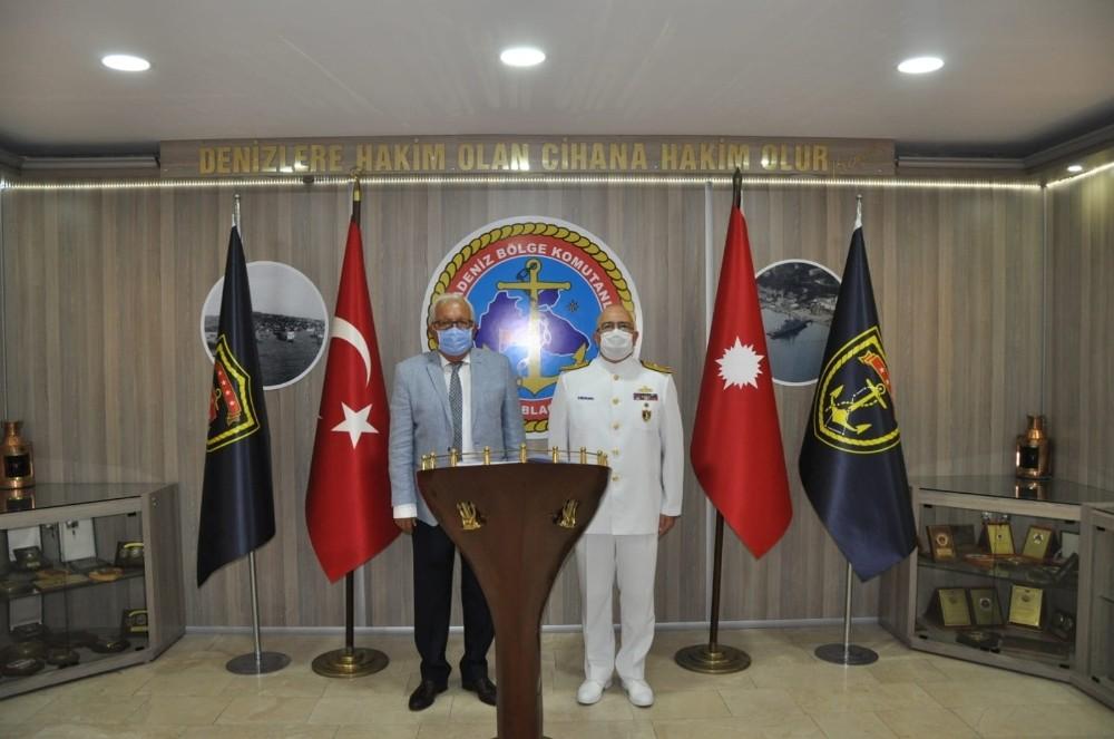 Posbıyık'tan Komutan Gün'e ziyaret