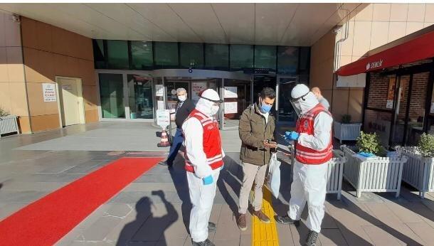 Zonguldak'ta 24 bin 332 korona virüs denetimi gerçekleştirildi