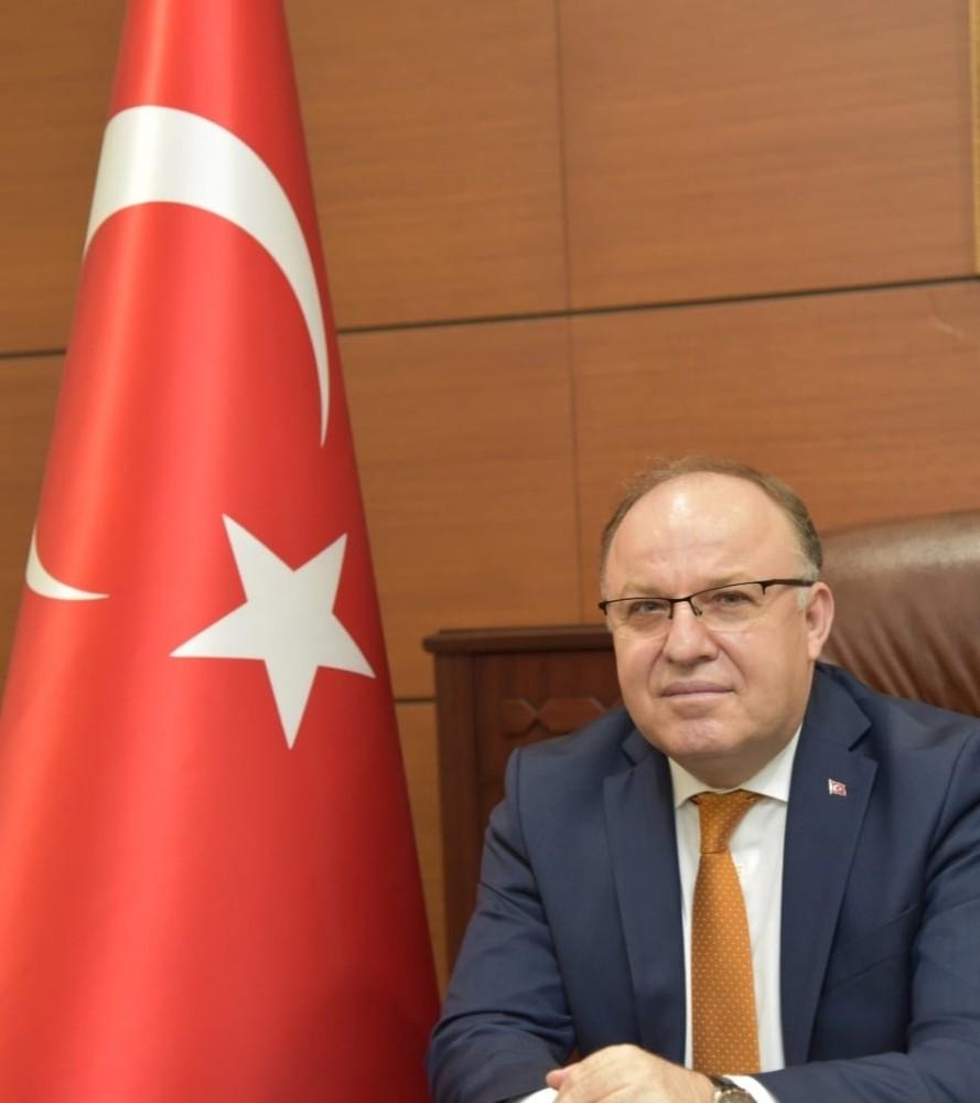 Vali Mustafa Tutulmaz'dan yeni yıl mesajı