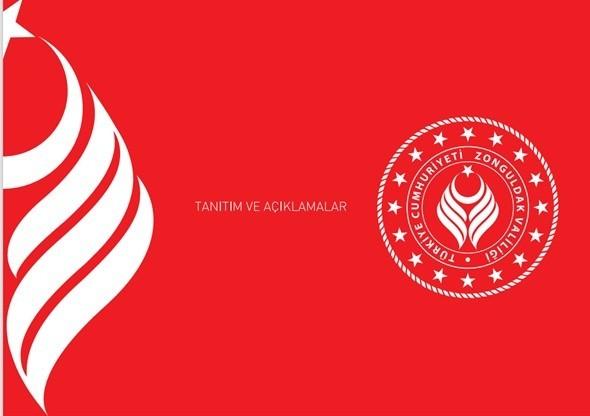 Zonguldak Valiliği kurumsal logosunu yeniledi
