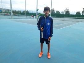 Zonguldak Tenis Deniz Spor Kulübü oyuncusu gelişim kampına davet edildi