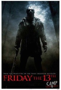 Friday the 13t film poster