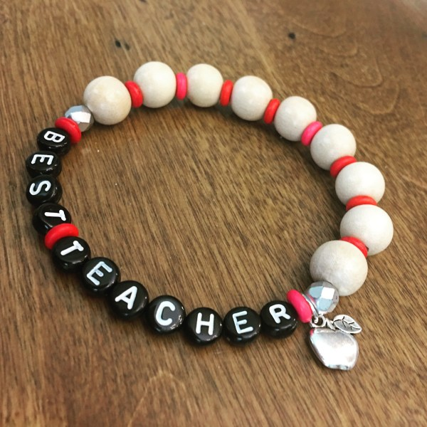 best teacher bracelet