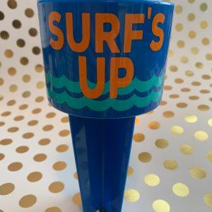surf's up beach spiker