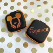 Mickey ear bud case