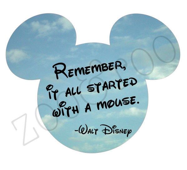 It all started with a mouse - digital download