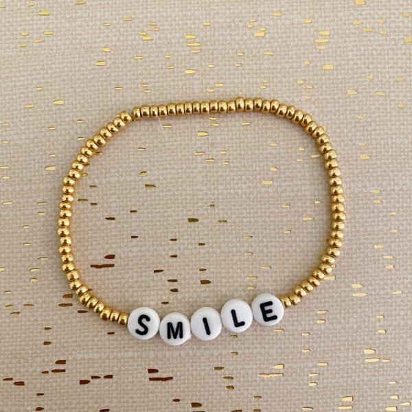 Ray of Sunshine DIY bracelets Smile