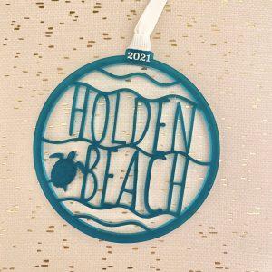 Holden Beach ornament