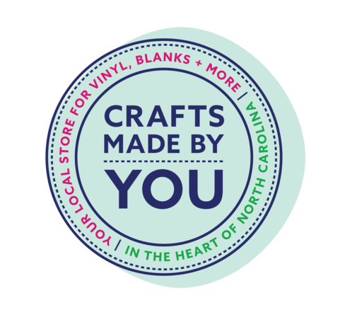 crafts made by you Cary NC