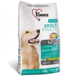 1st Choice для собак с избыточным весом