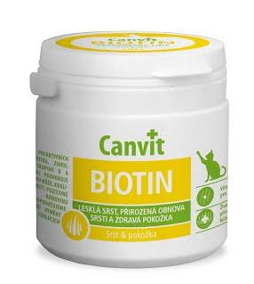 Canvit Biotin для кошек