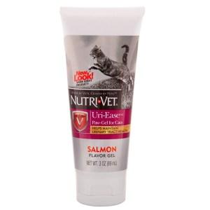 Nutri-Vet Uri-Ease Витаминный комплекс для подкисления мочи котов, гель, 89 мл