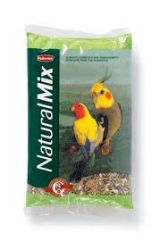 NATURALMIX PARROCCHETTI Основной корм для средних попугаев