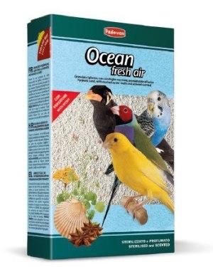 Ocean fresh air Гигиенический кварцевый наполнитель для птиц