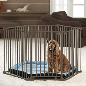Savic Dog Park de luxe Вольер манеж для щенков