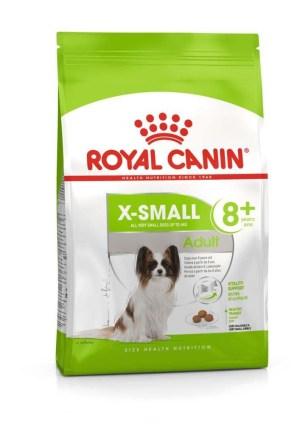Royal Canin (Роял Канин) X-Small mature +8