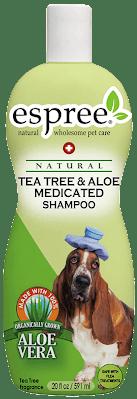 Tea Tree & Aloe Shampoo Шампунь с маслом чайного дерева и алоэ вера