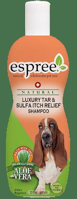 Luxury Tar & Sulfa Itch Relief Shampoo Удивительный шампунь с серой от перхоти. Терапевтический эффект