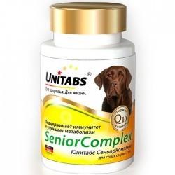 Unitabs SENIOR COMPLEX — витаминно-минеральная добавка для собак старше 7 лет