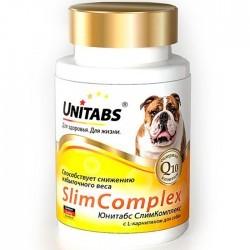 Unitabs SLIM COMPLEX — витаминно-минеральная добавка для собак с избыточным весом