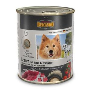 Консервы для собак Belcando (Белькандо) Ягнёнок с рисом и помидорами
