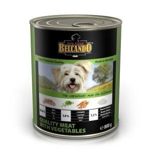 Консервы для собак Belcando Отборное мясо с овощами