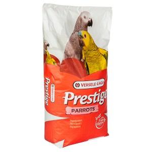 Versele-Laga Prestige Parrots ВЕРСЕЛЕ-ЛАГА ПРЕСТИЖ КРУПНЫЙ ПОПУГАЙ зерновая смесь корм для крупных попугаев