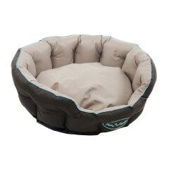 Лежак Pet Fashion «Босфор» 95 см / 78 см / 24 см (бежевый)