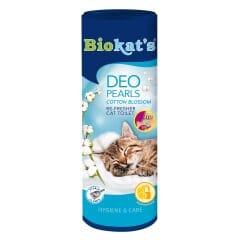 Дезодорант туалета для кошек Biokat's «Deo Cotton Blossom» 700 г (порошок)