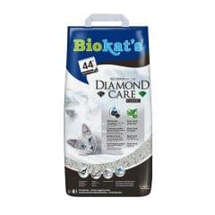 Наполнитель туалета для кошек Biokat's Diamond Classic 8 л (бентонитовый)