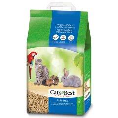 Гигиенический наполнитель Cat's Best «Universal» 10 л (древесный)