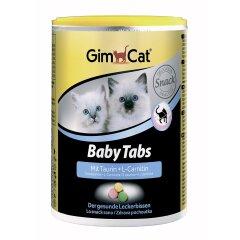 Лакомство для котят GimCat Baby Tabs 85 г (ассорти)