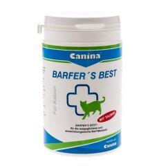 Витаминно-минеральный комплекс для кошек Canina «Barfers Best» при натуральном кормлении, порошок 180 г (витамины и минералы)