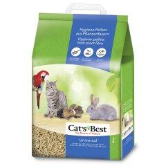 Гигиенический наполнитель Cat's Best «Universal» 20 л (древесный)