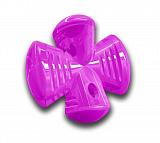 Bionic Opaque Stuffer Игрушка для собак Бионика Опак Стаффер для лакомств фиолетовый